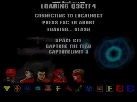 Quake III Arena - Space CTF |