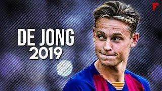 Frenkie De Jong 2019 ● The Genius   Skills & Goals   HD