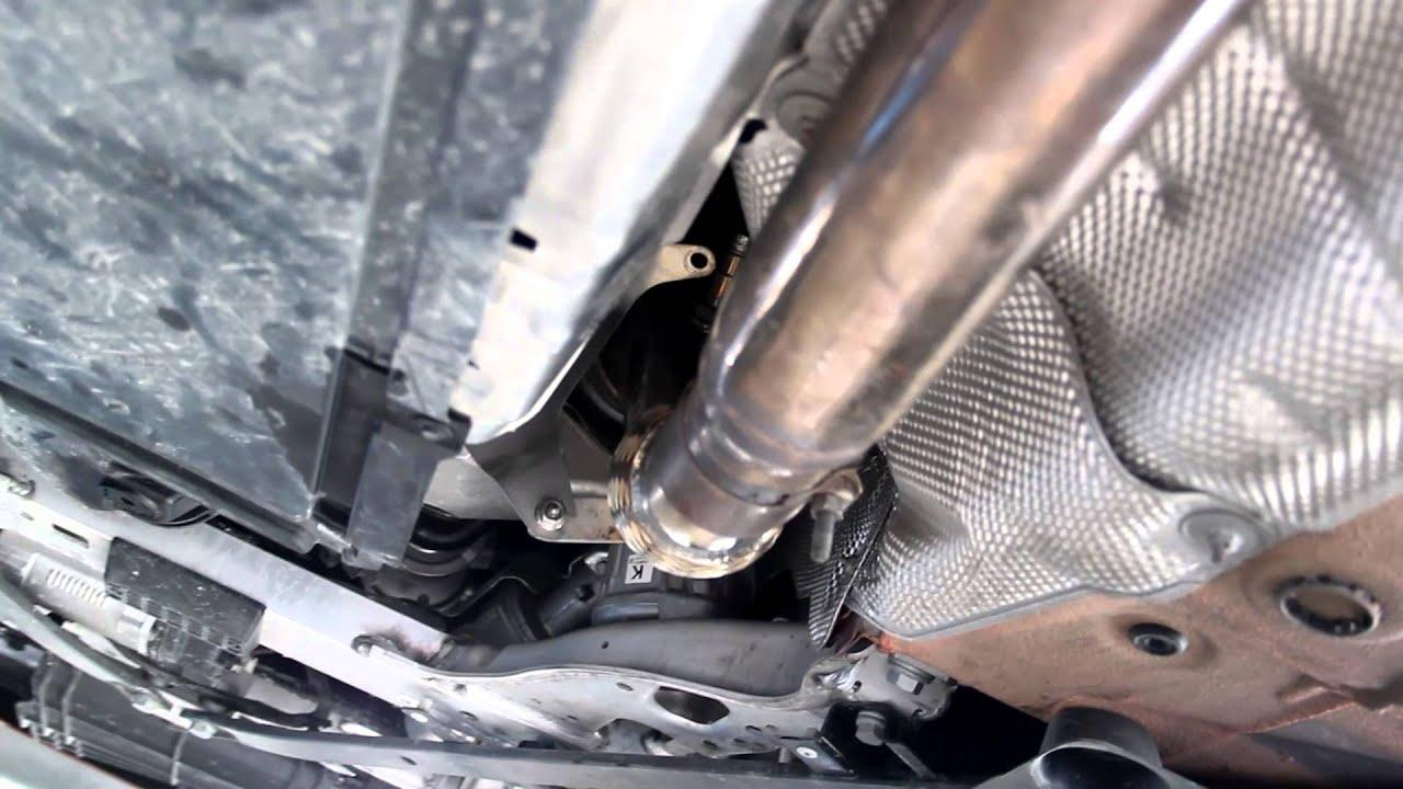 Bmw Z4 Turbo 2 0i Trr S Full Exhaust System Youtube