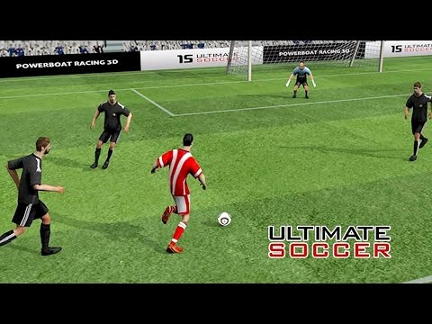 Ultimate Football (by Mouse Games) Android Gameplay [HD]