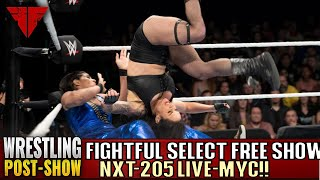 Fightful Select NXT/205/Mae Young Classic Review (9/19) | Fightful Wrestling Podcast | FREE PREVIEW