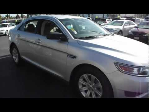 2010 Used Ford Taurus SE For Sale in San Diego at Classic Chariots #9927