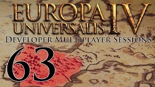 Europa Universalis 4 Wealth of Nations - Dev