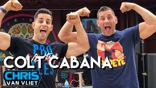 How Colt Cabana changed indie wrestling, CM Punk, ending his podcast, AEW
