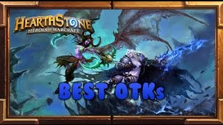 Best OTKs and Combos - A Hearthstone Montage