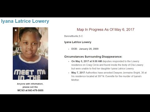 In the matter of Iyana Lowery