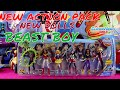 "DC SUPERHERO GIRLS ACTION FIGURE PACK WITH ""BEAST BOY"" - NEW 2017 TOYS"