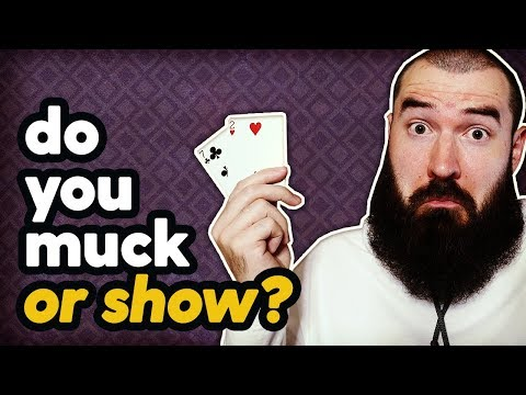 Should You SHOW YOUR BLUFFS? | SplitSuit
