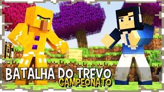 KAIKE FLEX vs SALAZAR - BATALHA DO TREVO CAMPEONATO #8