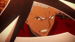 Fate/Stay Night UBW Shirou vs Archer [AMV] - Throne