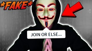 EXPOSING PROJECT ZORGO! *FAKE ROBLOX HACKER GROUP*