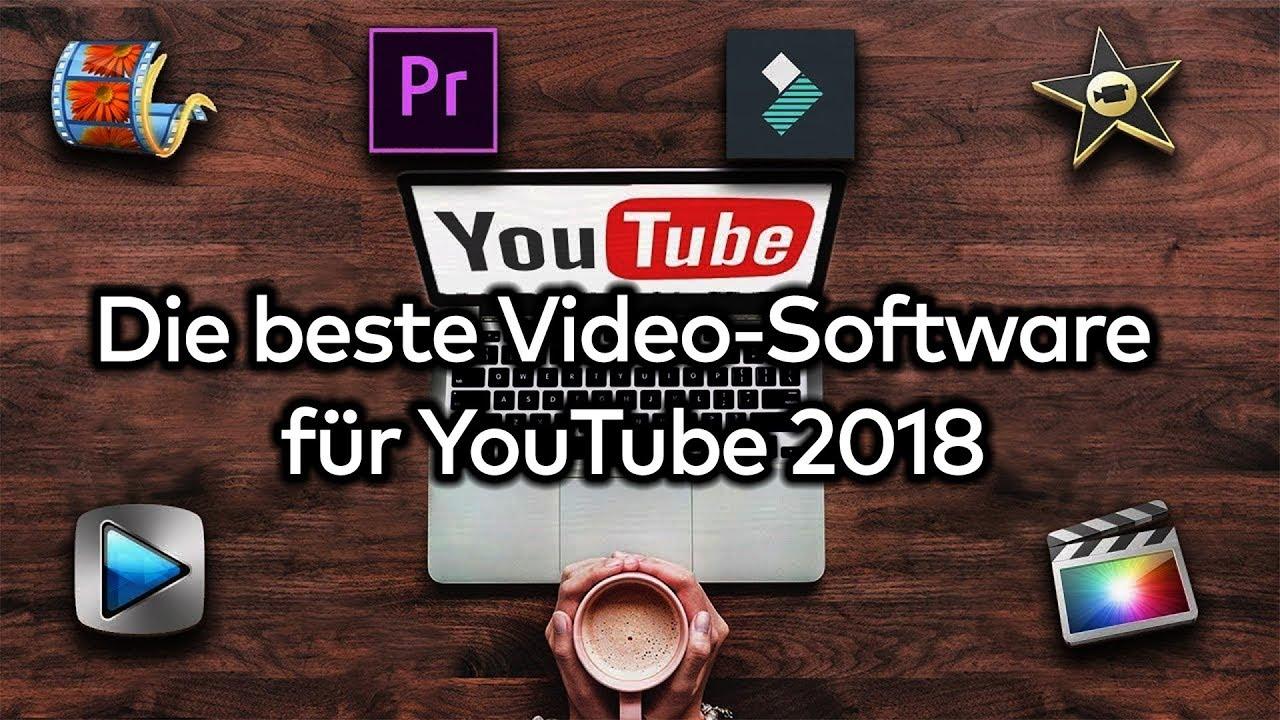 videobearbeitungsprogramm für youtube