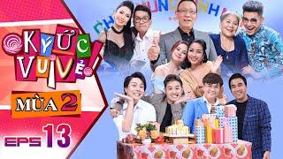 Ký Ức Vui Vẻ | Mùa 2-Tập 13: Thanh Duy xúc động khi được tổ chức sinh nhật theo phong cách tuổi thơ