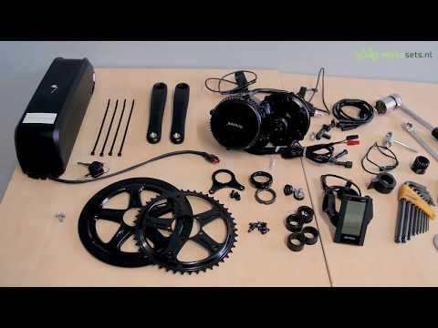 Bafang 250W/500W/750W/1000W BBS01/BBS02/BBSHD