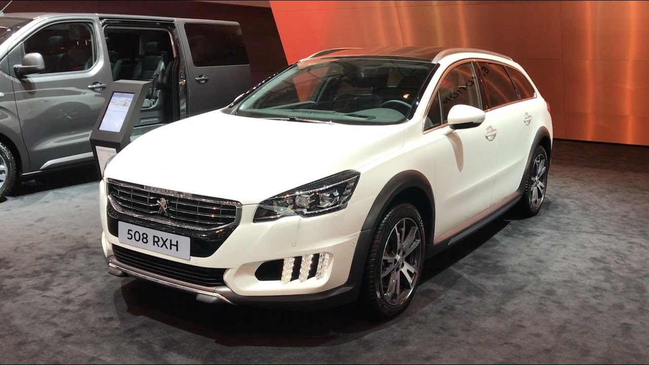 peugeot 508 rxh 2017 in detail review walkaround interior exterior youtube. Black Bedroom Furniture Sets. Home Design Ideas
