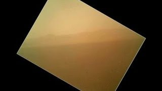 First Color Pic Beamed Back by Curiosity on Sol 2