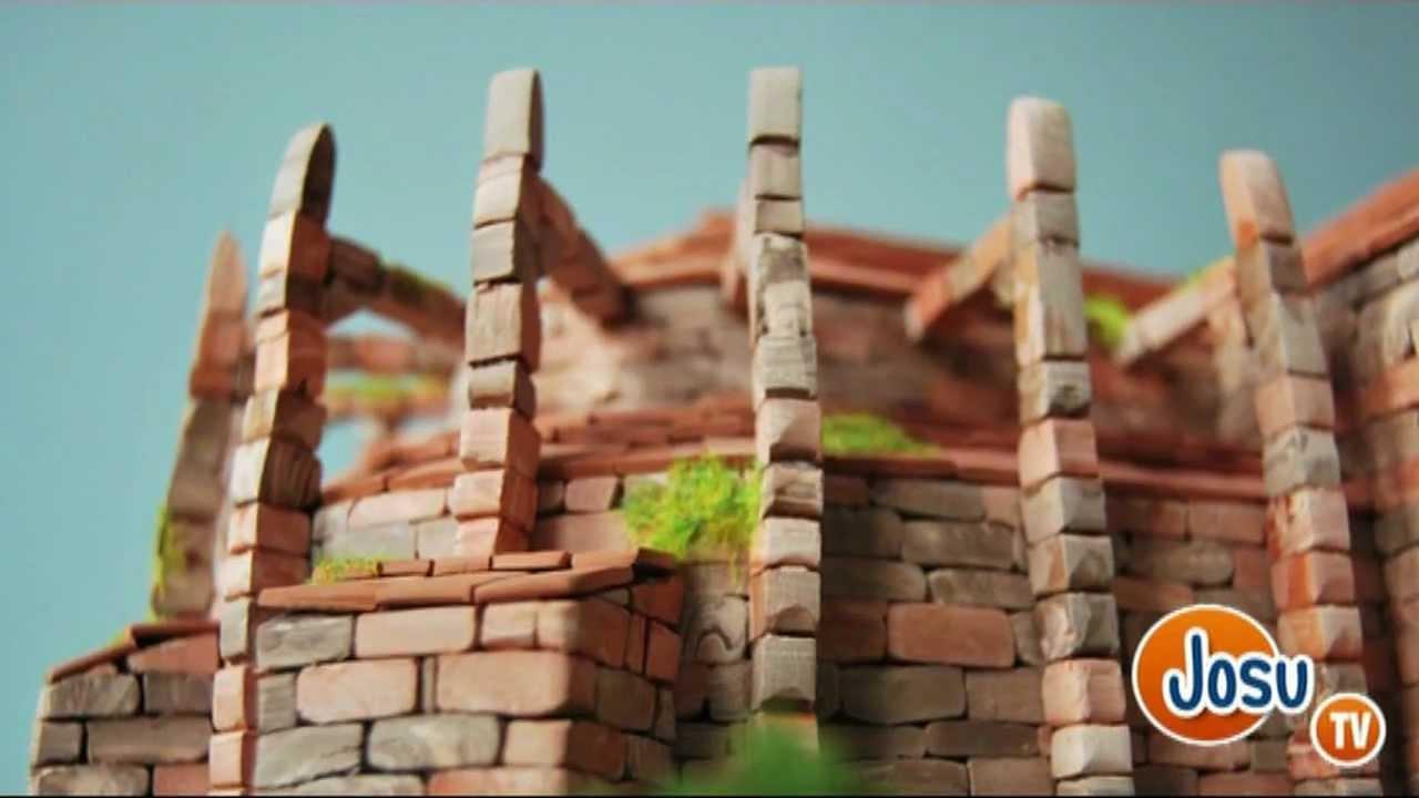 Constructive 1x05 maqueta catedral rom nico g tica youtube for Catedrales para techos de casas