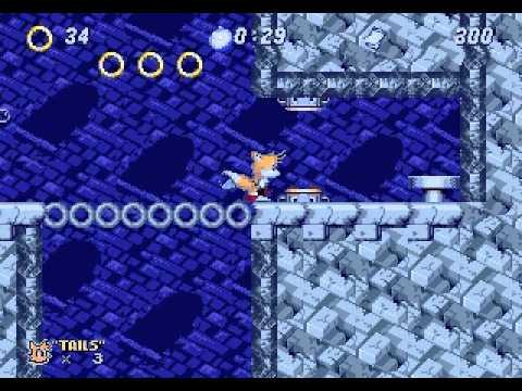 New Underwater Sound Mode In Sonic 2 Recreation Youtube