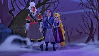 В поисках Фиделла и Макс Рапунцель История продолжается Канал Disney