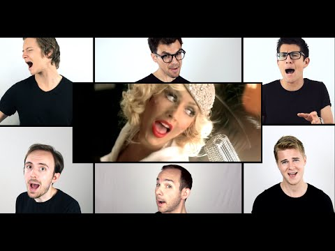 Accent feat. Christina Aguilera - Ain't No Other Man (A Cappella Cover)