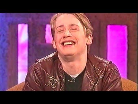 Macaulay Culkin (Home Alone Kid) Has A Terrifying Laugh..