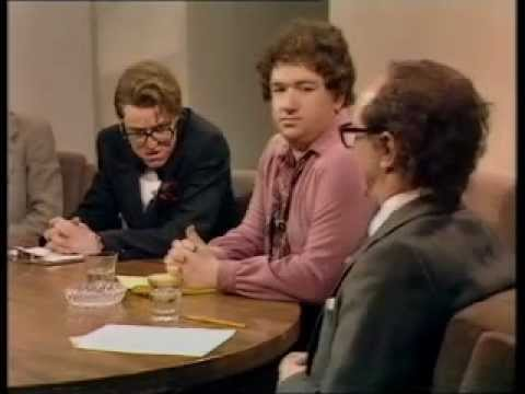 Not the nine O'Clock news episode 1981 uncut
