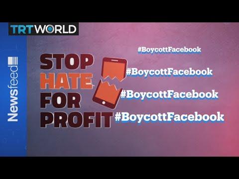 Big Companies against hate speech