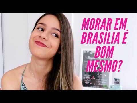 PRÓS E CONTRAS de morar em Brasília