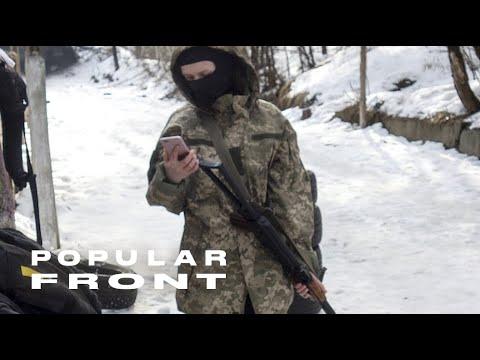 Ukraine's Anarchist Militants // Украинские милитант анархисты
