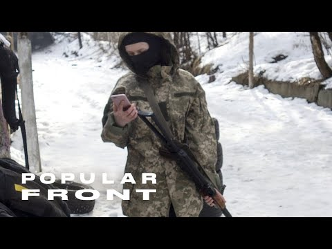 Ukraine's Anarchist Militants