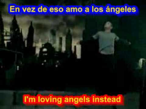 Robbie Williams - Angels ( SUBTITULADO ESPAÑOL INGLES )
