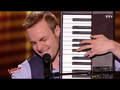 Ray Charles – Hit The Road Jack ¦ Ry'm ¦ The Voice  ¦ Blind Audition
