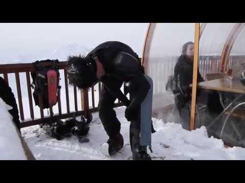 Buggy Ski - La Plagne