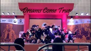 WJSN (우주소녀) - Dreams Come True (꿈꾸는 마음으로) SANA 2018 | Rainbow+