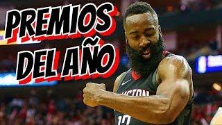 CANDIDATOS A NBA AWARDS ROY, MVP