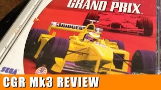 Classic Game Room - MONACO GRAND PRIX review for Sega Dreamcast