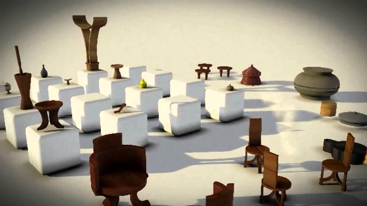 Ethiopian Furniture Animation - YouTube