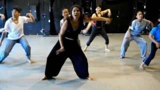 """""""Its rocking"""" at Dance mission,SF with Bollywoodfire."""