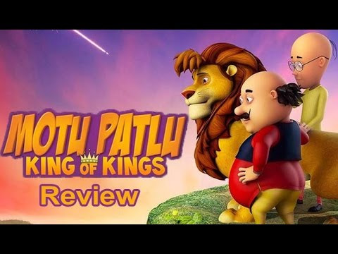Motu Patlu King of Kings Movie Trailer...