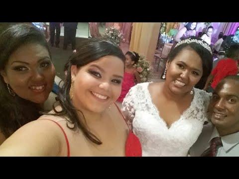 VLOG: E DEPOIS DE ONZE ANOS LA VEM A NOIVA...   Casando aos quinze
