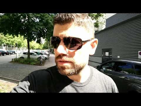 16 Temmuz Almanya yolculuğum vlog #10