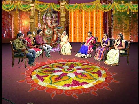 Playback Singers Hungama at Ganesh Immersion   Thiru Thiru Gananadha   Part 1   Vanitha TV