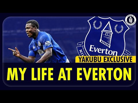 """I Had An Unbelievable Time At Everton"" 