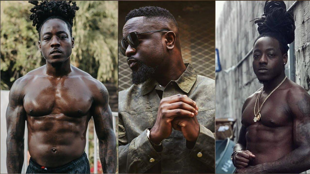 Download Tr0ublɛ gets Sarkodie as Ace Hood tɛarz Him Apart..