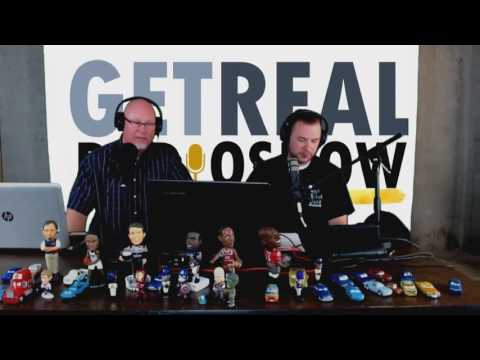 Show 1 - Evangelizing at work - Get Real Radio Show