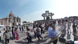 video 360: música y folklore en la basílica de guadalupe