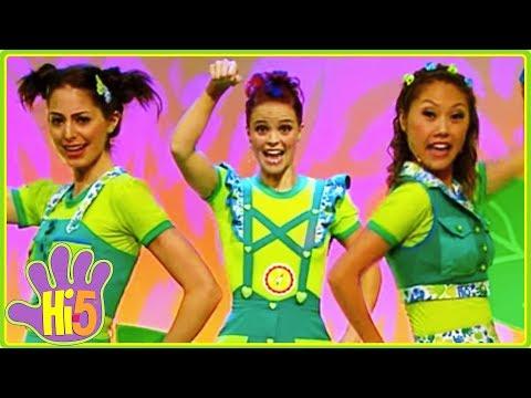 Hi-5 Songs   Dinosaurs & More Kids Songs - Hi-5 Songs of the Week Season 14