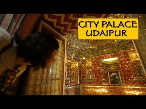 City Palace || Udaipur