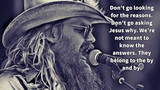 Forgive any spelling errors, if any. http://www.chrisstapleton.com/...