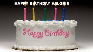Valorie - Cakes Pasteles_112 - Happy Birthday